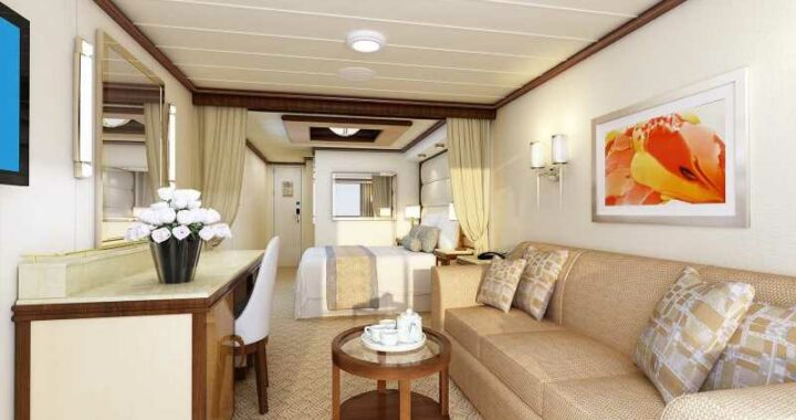 Win a mini suite cabin on an 80's UK cruise this September – worth £1,400