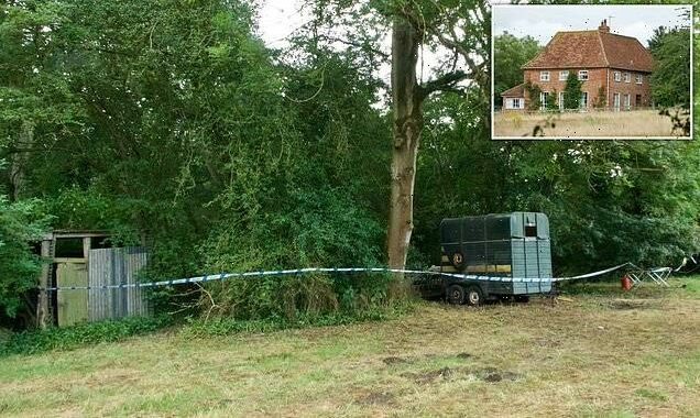Women seriously injured after 60ft oak tree fell during Storm Evert