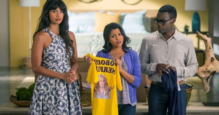 'The Good Place': No One in the Neighborhood Wore Red for All of Season 1 for 1 Reason