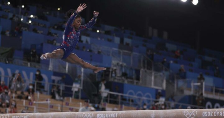 5 Ways To Watch Simone Biles Return To The Balance Beam On Tuesday: Tokyo Olympics TV & Streaming Schedule For NBC & Peacock   Update