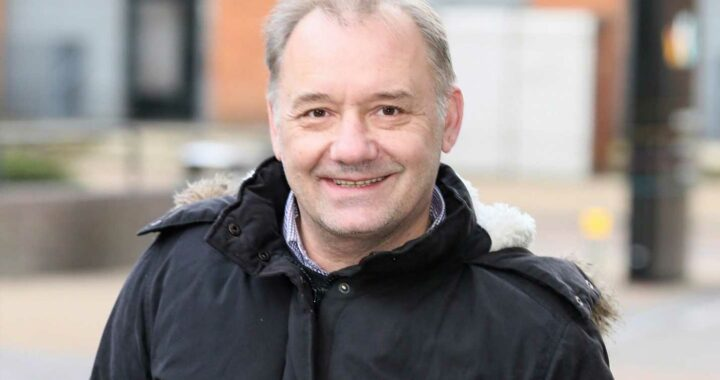 Comedian Bob Mortimer grew up having 16 sugars in his tea and coffee