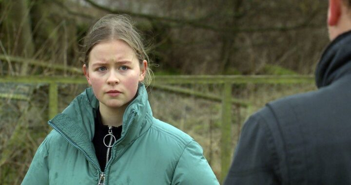 Emmerdale Liv and Jacob romance teased as she makes move on grieving friend