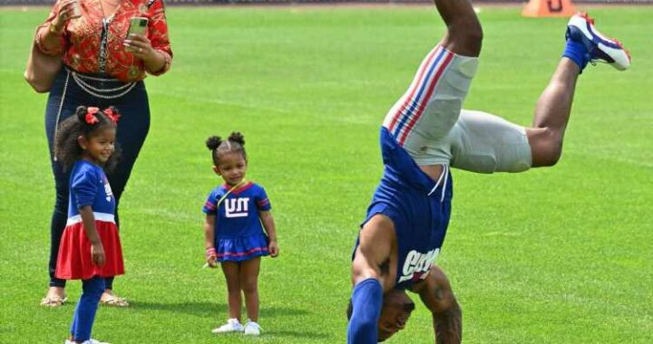 Joe Judge, Giants embracing family atmosphere after practices