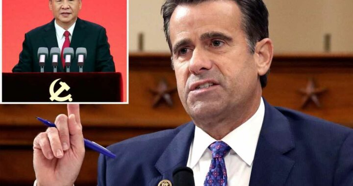 John Ratcliffe calls on IOC to move 2022 Winter Games out of Beijing