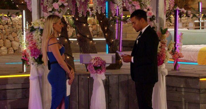 Love Island's Chloe and Toby tease villa return as they plan lavish nuptials