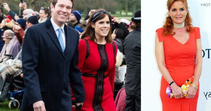 Princess Eugenie's Mom Sarah Ferguson Calls Jack Brooksbank 'Superhero' Despite Controversial Pics