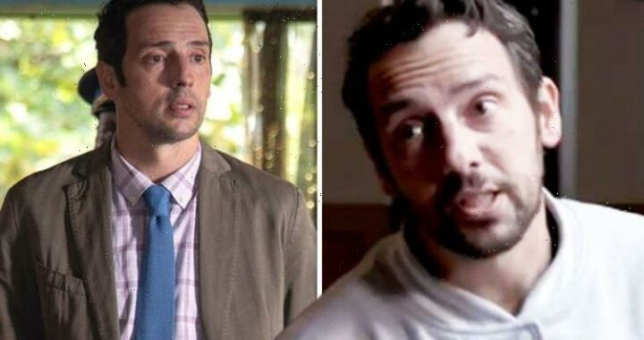 Ralf Little: Death In Paradise star admits causing on set disaster 'It stabbed an extra!'