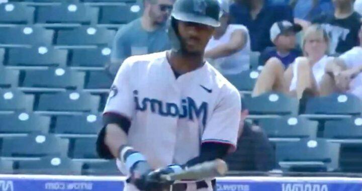 Rockies investigating after fan hurls racial slur at Marlins player