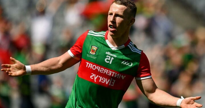 Ryan O'Donoghue filling void left by Cillian O'Connor: 'He never shirks responsibility', says Stephen Coen