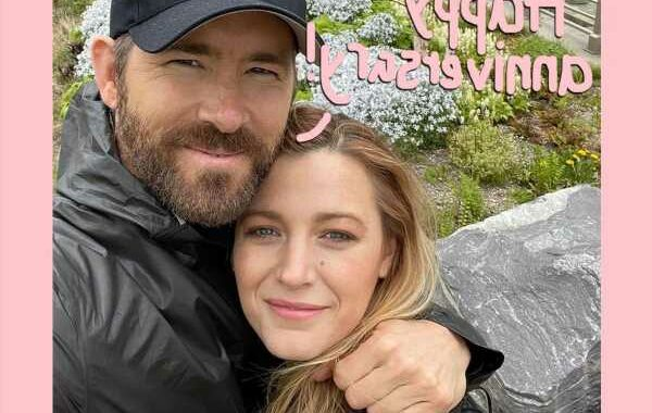 Ryan Reynolds & Blake Lively Revisit Their 'First Date' 10 Years Later!