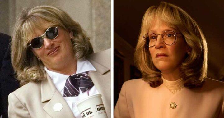 Sarah Paulson Regrets Wearing Fat Suit to Portray Linda Tripp