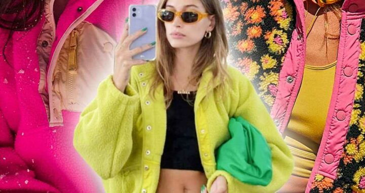 Shop Hailey Baldwin's favorite Free People fleece before fall hits