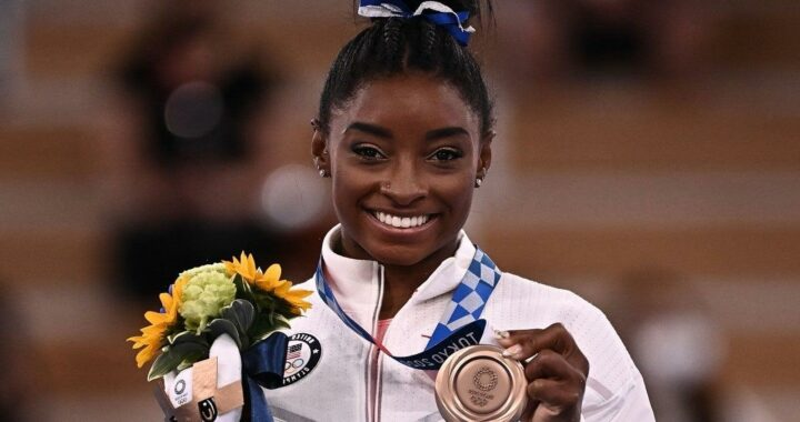 Simone Biles Says Her Bronze Medal 'Means More Than All of the Golds'