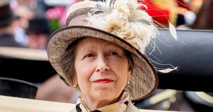 The Royal Family Celebrates Princess Anne's Birthday With Sweet Tributes