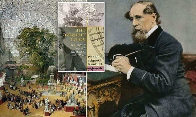 The year that changed not just Charles Dickens but London, too
