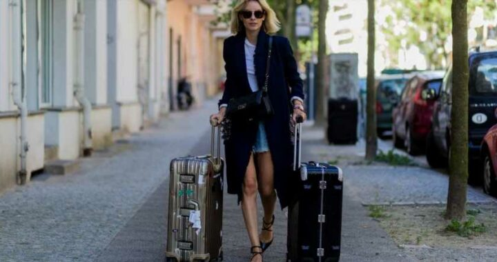 This is how a fashion editor packs for a holiday