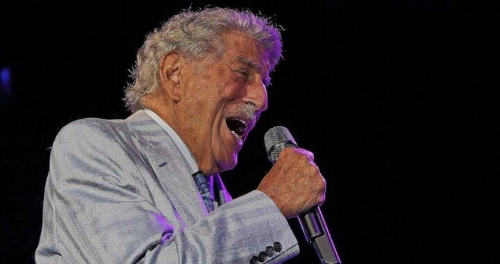 Tony Bennett is retiring from touring at 95