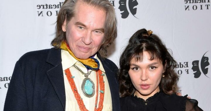 Val Kilmer's kids say he's 'still recovering' amid cancer recovery: It's 'grueling'