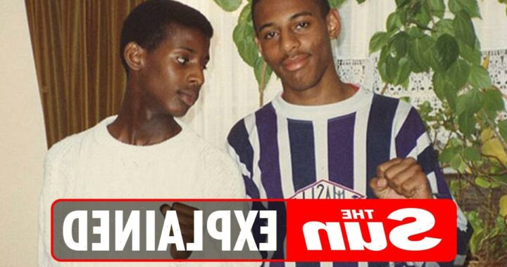 Who are Stephen Lawrence's siblings?
