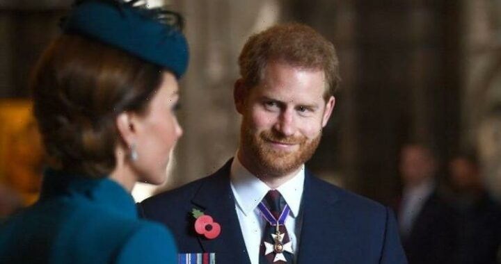 'Sister he always wanted': Prince Harry's relationship with Kate 'always looked special'