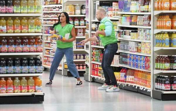 'Supermarket Sweep': What Happens to All the Food?