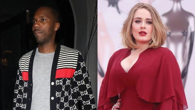 Adele Snuggles Up To BF Rich Paul In Cute Photobooth Snap As She Makes Him Instagram Official