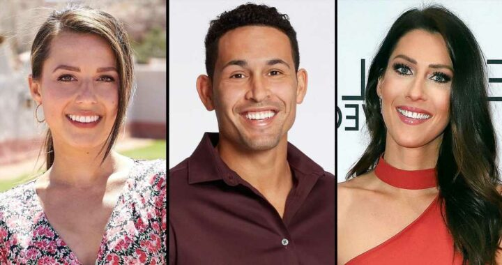 Becca Fires Back at Remark About Thomas' 'Red Flags' as Katie Celebrates