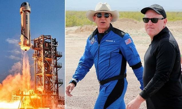 Blue Origin accused of toxic workplace by current and ex-employees