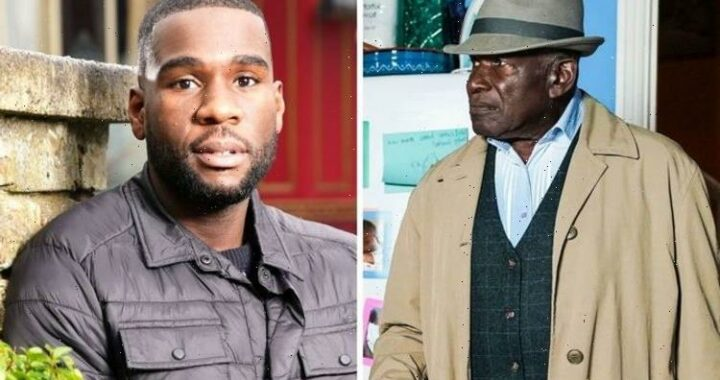 Eastenders tragedy as Patrick Trueman and son Isaac flee Walford?