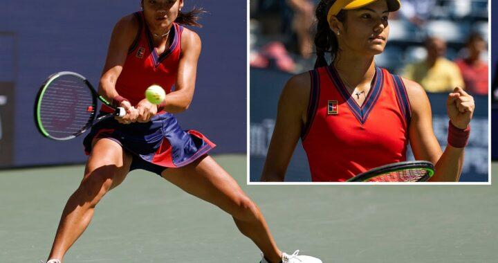 Emma Raducanu steamrolls into historic US Open semi-final with dominant straight-sets win over Belinda Bencic