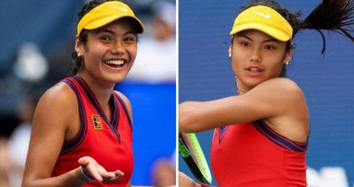 Emma Raducanu vs Belinda Bencic LIVE RESULTS: Brit sensation blitzes into US Open semi-final – latest reaction