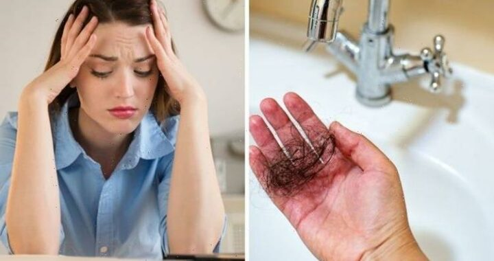 Hair loss treatment: Five ways to deal with stress-related hair loss