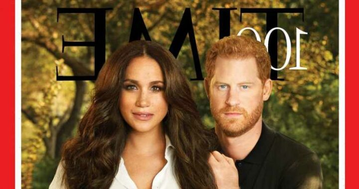 Harry and Meghan Make Time's Most Influential People List: See the Cover
