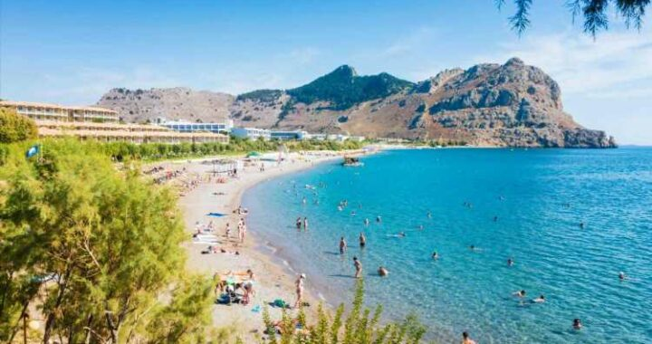 Holidays abroad have never been cheaper – with 2 weeks at a 4* hotel in Greece plus flights for under £200