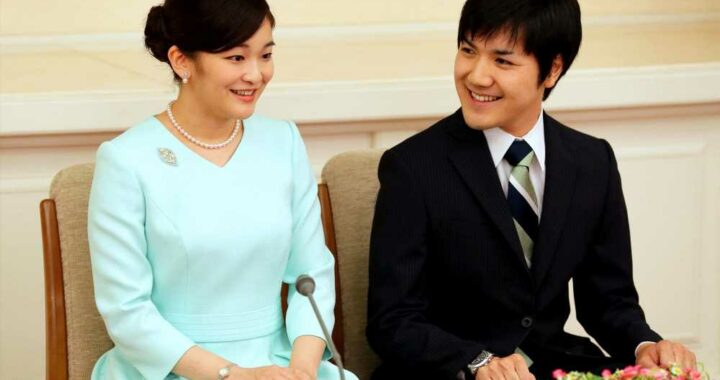 Japans Princess Mako and commoner husband to be The new Meghan and Harry