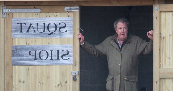 Jeremy Clarkson selling lambs brought up on Diddly Squat farm for £126 a box