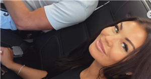 Jess Wright calls herself wifey for lifey in smitten snap with husband William