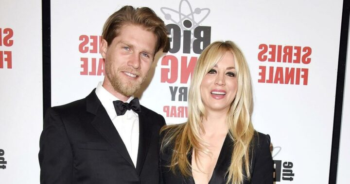Kaley Cuoco Shows Subtle Support for Karl Cook Amid Their Divorce