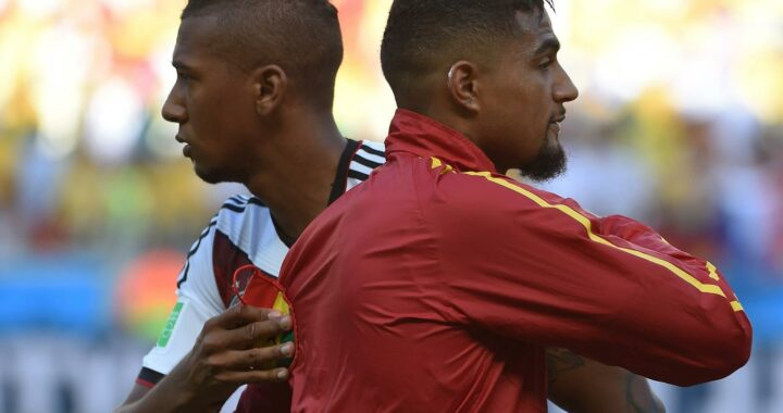 Kevin-Prince Boateng refuses to defend brother over assault claims