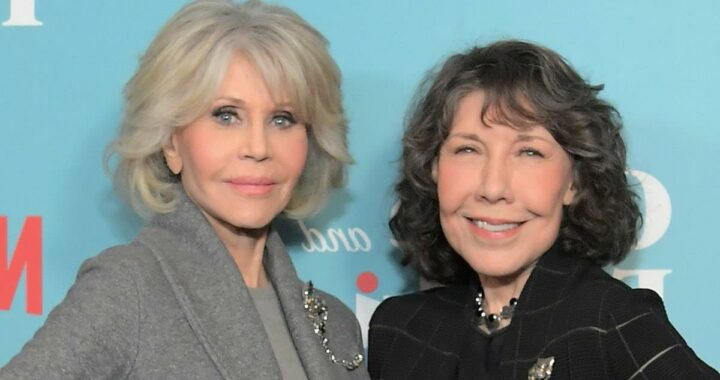Lily Tomlin, Jane Fonda to Team Up for Big Screen Comedy 'Moving On'