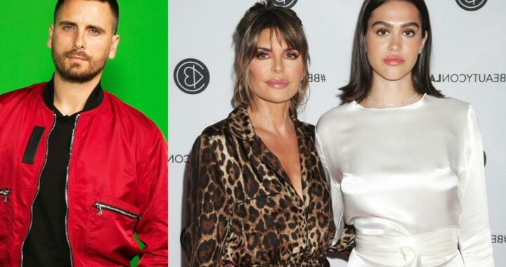 Lisa Rinna Says Shes Not Mean Despite Looking Happy After Amelia Hamlin and Scott Disicks Split
