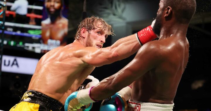Logan Paul claims he would have KO'd Floyd Mayweather if exhibition was 12 rounds and says legend was 'breathing heavy'