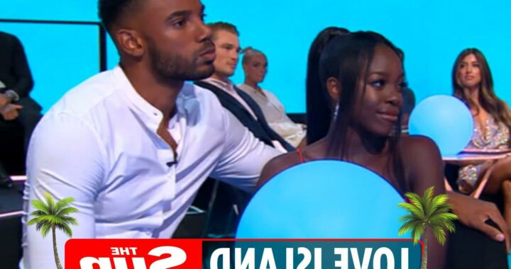 Love Island fans furious at Kaz and Tyler snub on reunion show and accuse bosses of racism