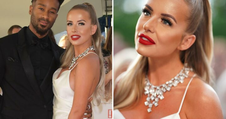 Love Island's Faye looks unrecognisable as she makes major change to her make-up – can you spot it?