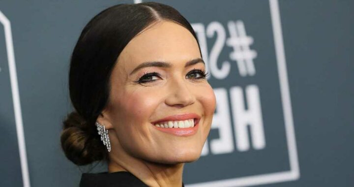 Mandy Moore's Go-To Mascara Looks Like You're Wearing Falsies — and I'm One of the Thousands of Fans Who Swear By It