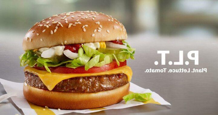 McDonalds launches 100% vegan McPlant burger that imitates real beef sandwich