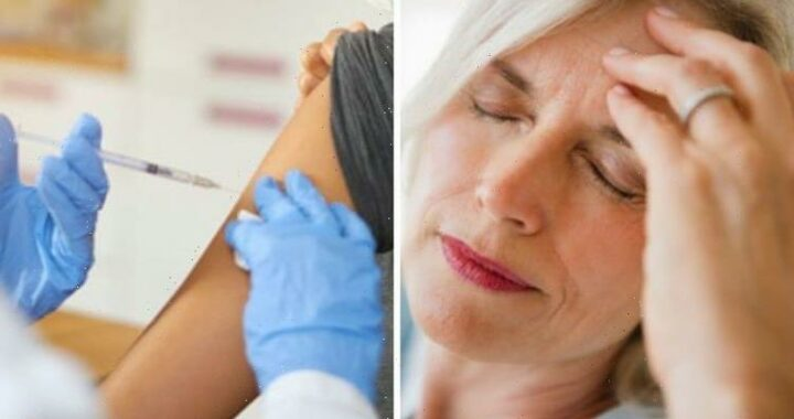 Moderna booster jab: Six common side effects after having the third Covid vaccine