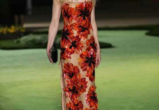 Nicole Kidman wore Rodarte to the AMMP opening gala: Halloween chic?