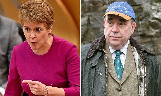 Police launch probe into Alex Salmond inquiry leaks