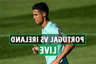 Portugal vs Ireland LIVE: Stream, TV channel, team news as Cristiano Ronaldo STARTS World Cup qualifier – updates